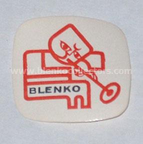dating blenko labels